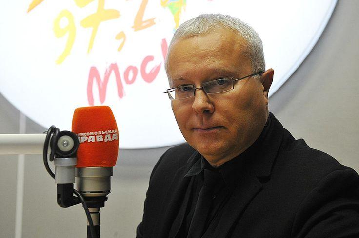 В редакции «Комсомолки» бизнесмен Александр Лебедев — частый гость Фото: Виктор ГУСЕЙНОВ