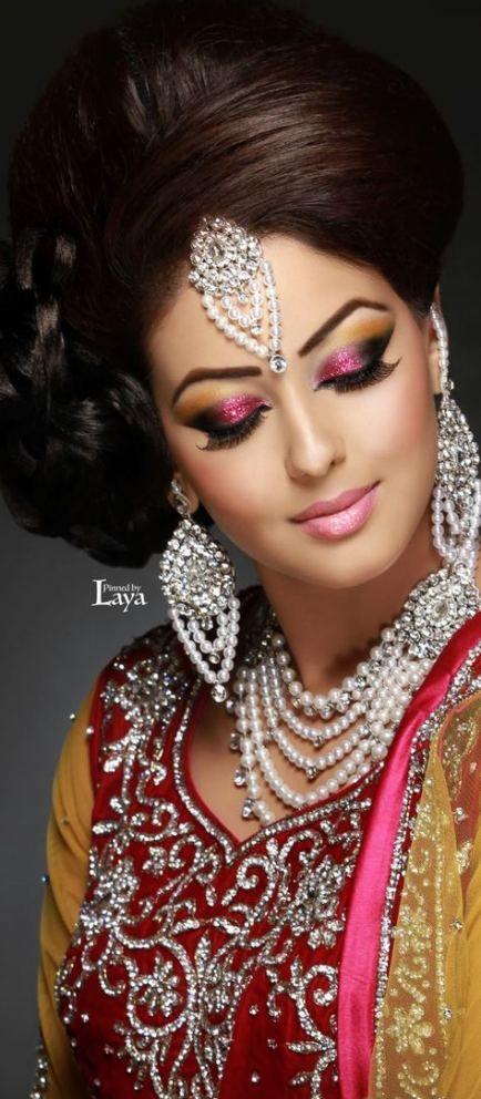 Makeup Simple Bridal Indian Beautiful 19+ New Ideas