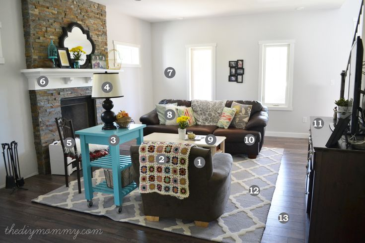 Our Rustic Glam Farmhouse Living Room Our Diy House Walls Seashell Gray Valspar Blogs