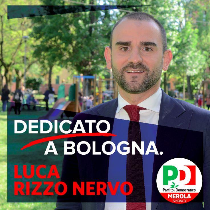 Luca Rizzo Nervo, amministrative 2016 // art direction