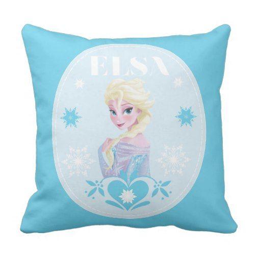 Elsa – Queen of Snow Pillows  Disney Frozen Products  https://www.artdecoportrait.com/product/elsa-queen-of-snow-pillows/  #Frozen #Anna #Disney #DisneyPrincess #Princess More Disney Gifts Ideas Here : www.artdecoportrait.com/shop