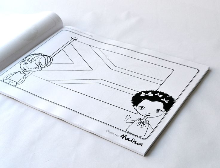 Macaroon's personalised doodle pad is a must-have for any South African child and a great gift for children abroad. Personalised with the name of the artist at the bottom, as well as on the bright personalised cover - www.macaroon.co