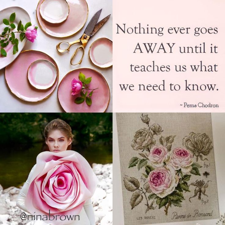 """""""Nothing ever goes AWAY until it teaches us what we need to know."""" - Pema Chodron #teachablespirit #knowledge #changeyourself #you www.facebook.com/... www.ninabrown.co.za"""
