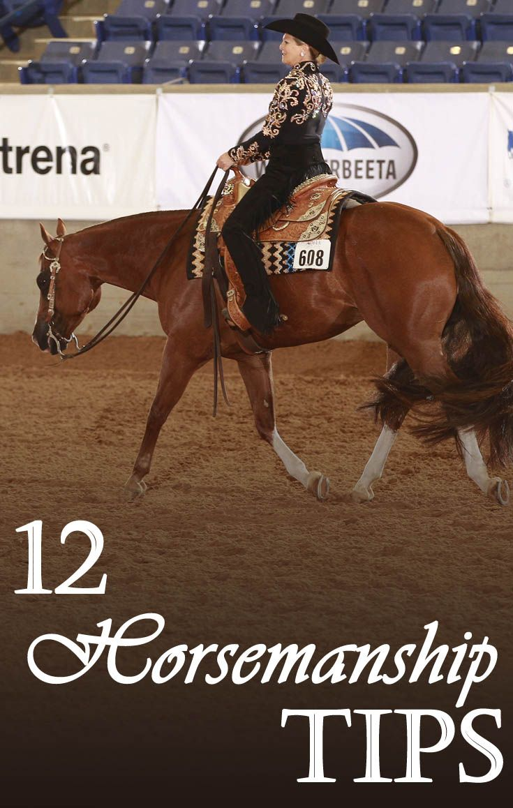 12 Tips for Crushing This Horsemanship Pattern