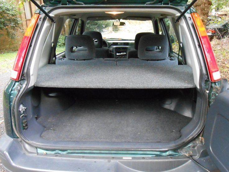 1997 1998 1999 2000 2001 Cr V Crv Honda Cargo Shelf Cover
