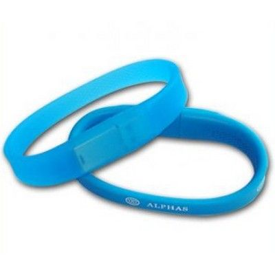 Silicon Band USB Drive Min 50 - Conference & Events - Custom Wristbands - PXC-3977 - Best Value Promotional items including Promotional Merchandise, Printed T shirts, Promotional Mugs, Promotional Clothing and Corporate Gifts from PROMOSXCHAGE - Melbourne, Sydney, Brisbane - Call 1800 PROMOS (776 667)
