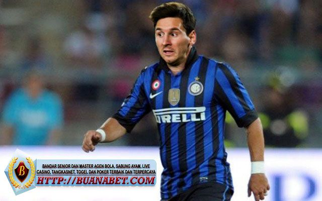 Messi di Inter Milan?
