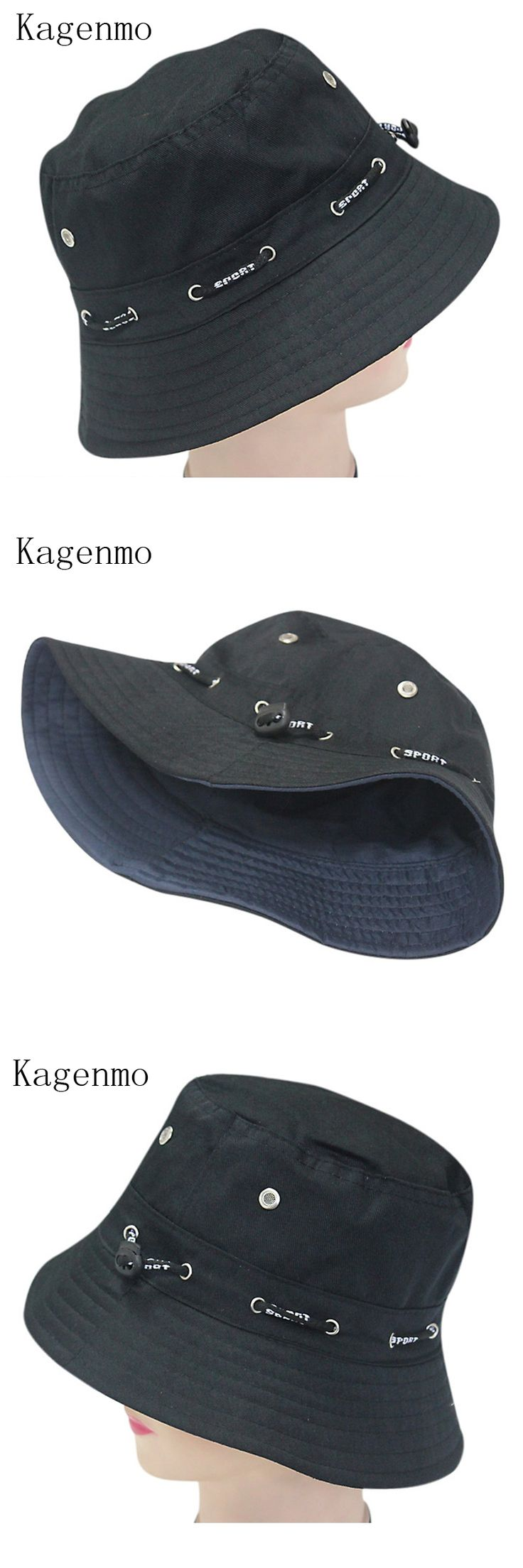 Kagenmo Campus Style lady sun cap hat Fashion outside shopping cool hats Camping caps waterproof 12color 1pcs