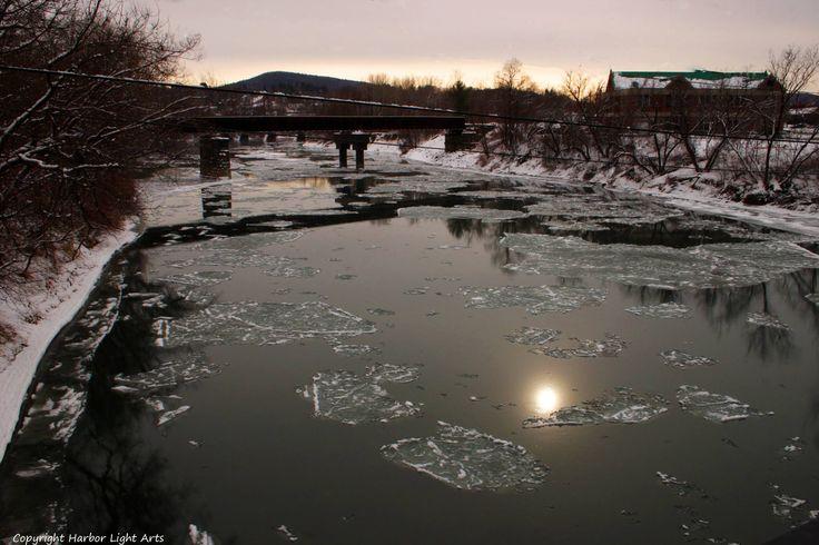 White River Junction, VT in Vermont