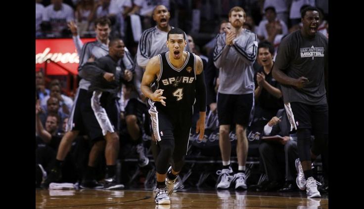 FOTOS: los Spurs de San Antonio vencieron a los Heat de Miami en el primer partido de las finales de la NBA