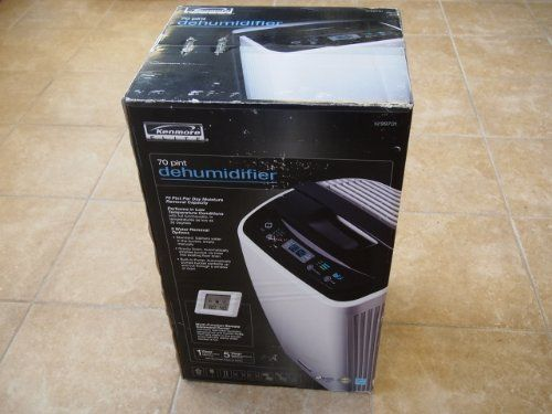 Kenmore Elite 70 Pint Dehumidifier. 1000  images about 70 Pint Dehumidifier on Pinterest   Home
