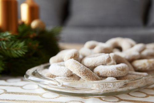 Luxusní vanilkové rohlíčky babičky Aničky, recepty Kuchaři do domu, foto: Samphotostock/rsedlacek