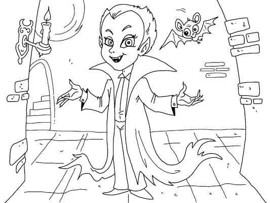 1000+ Images About Free Halloween Coloring Pages On