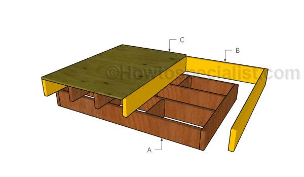 1000 images about bed frame plans on pinterest for Suspended bed plans