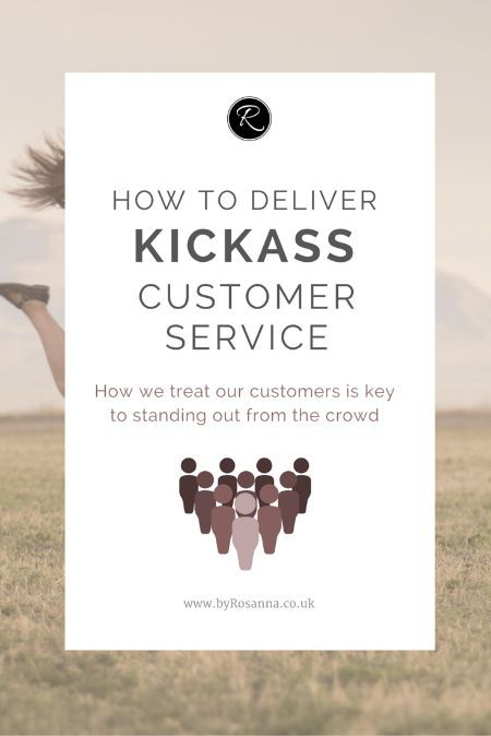 how to deliver a great customer service marketing essay Customer service is described as the act of taking care of a customer's needs by providing and delivering professional, helpful, high-quality service being polite can be the difference between ok customer service and great customer service  having poor communication in customer service.