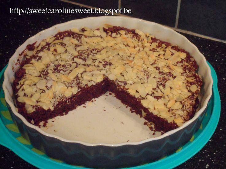 ** Sweet Caroline **: Chocoladecake met kokos en amandel, zonder gluten ...
