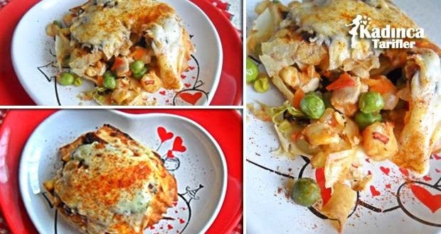 Tavuklu Sultan Kebabı Tarifi | Kadınca Tarifler - Oktay Usta - Nefis Yemek Tarifleri