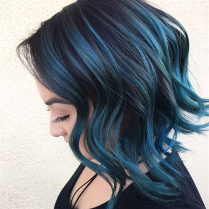 * Formulas, Pricing & HOW-TO >>> #behindthechair #bluehair #bob