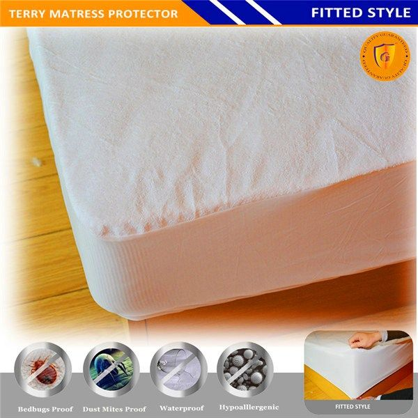 Luxury quilted waterproof fitted mattress pad protector bed bug proof hypoallergenic mattress pad protector...     https://www.hometextiletrade.com/us/luxury-quilted-waterproof-fitted-mattress-pad-protector-bed-bug-proof-hypoallergenic-mattress-pad-protector-in-birmingham.html