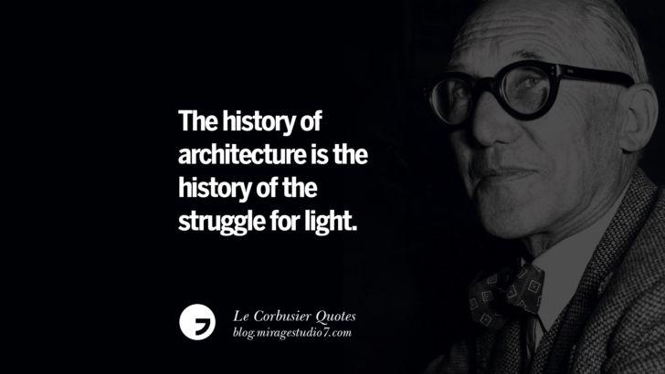 le corbusier history