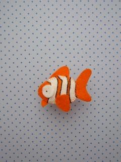 Fisk i filt, set på bloggen Håndarbejdsom