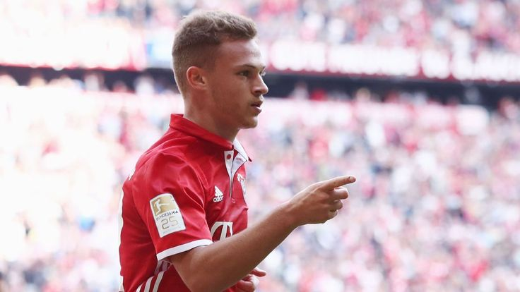 Joshua Kimmich has improved since transfer speculation stopped - Hoeness