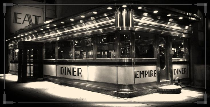 Empire Diner - NYC Chef has food allergies, trained staff