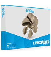 SOLIDWORKS® Yacht Course - Module #1 - Propeller Tutorial