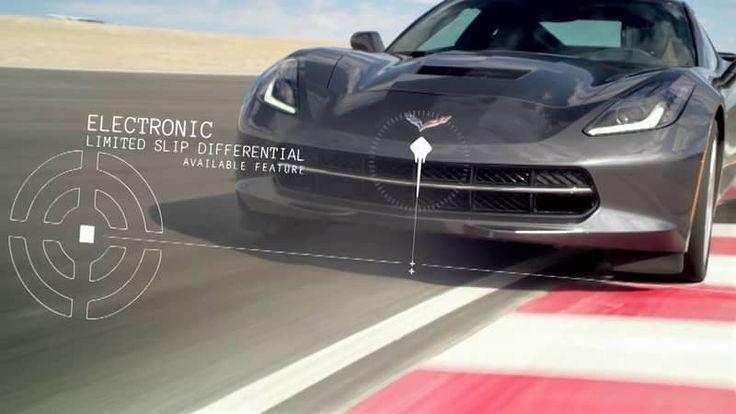 2014 Corvette Stingray Biometric Test Drive - Motion Graphics Reel on Vimeo