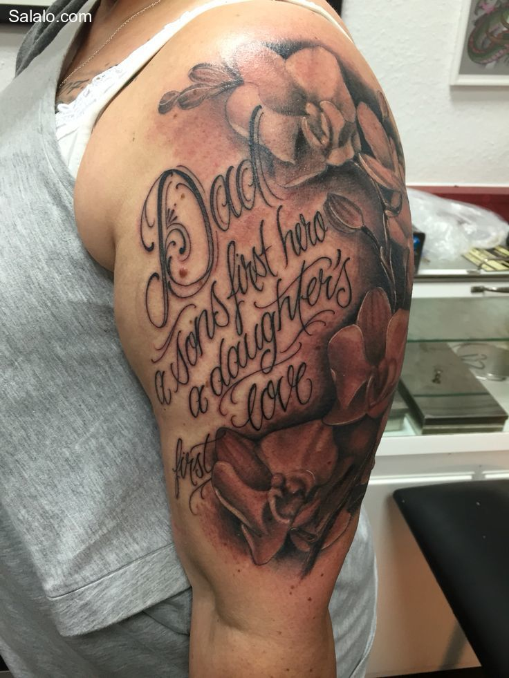 182 best images about tattoo quotes on pinterest dad memorial tattoos family tattoos and. Black Bedroom Furniture Sets. Home Design Ideas