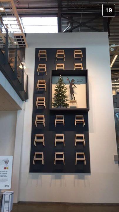 Deck the halls #IKEA