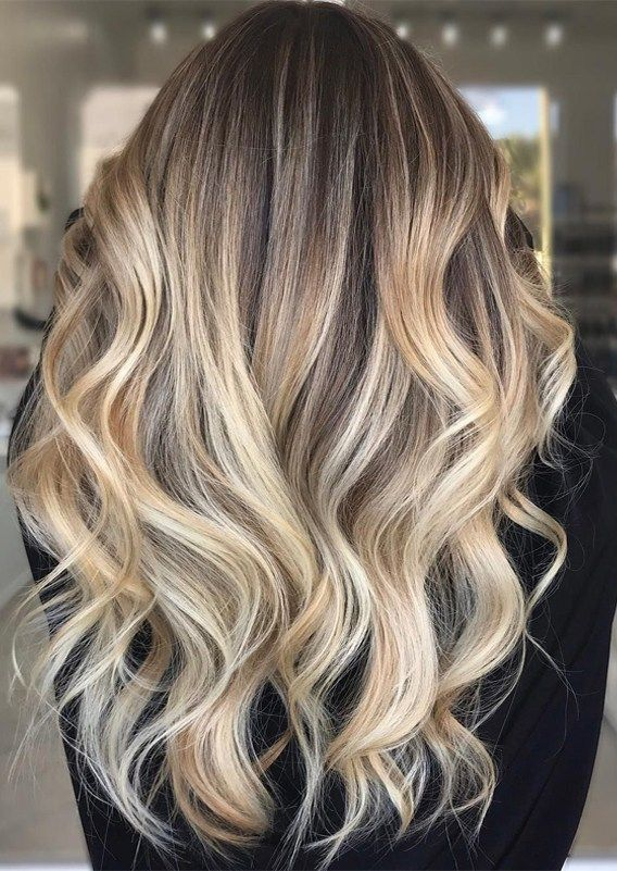 Awesome Textured Sandy Blonde Hair Color Ideas For 2019 Primemod Sandy Blonde Hair Blonde Hair Color Cute Blonde Hair