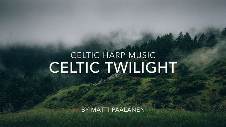 Celtic Harp Music - Celtic Twilight - Matti Paalanen is beautiful and mellow celtic harp tune I produced some time ago. Full of longing and melancholy, it le...