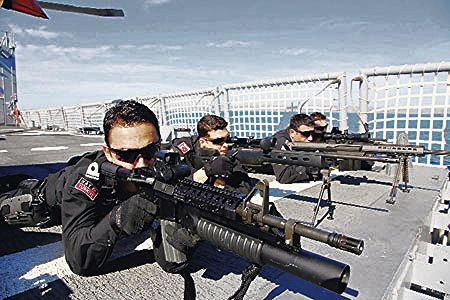 Turkish Special Forces - #Turkish #Navy #SAT #commandos #VBSS #Team