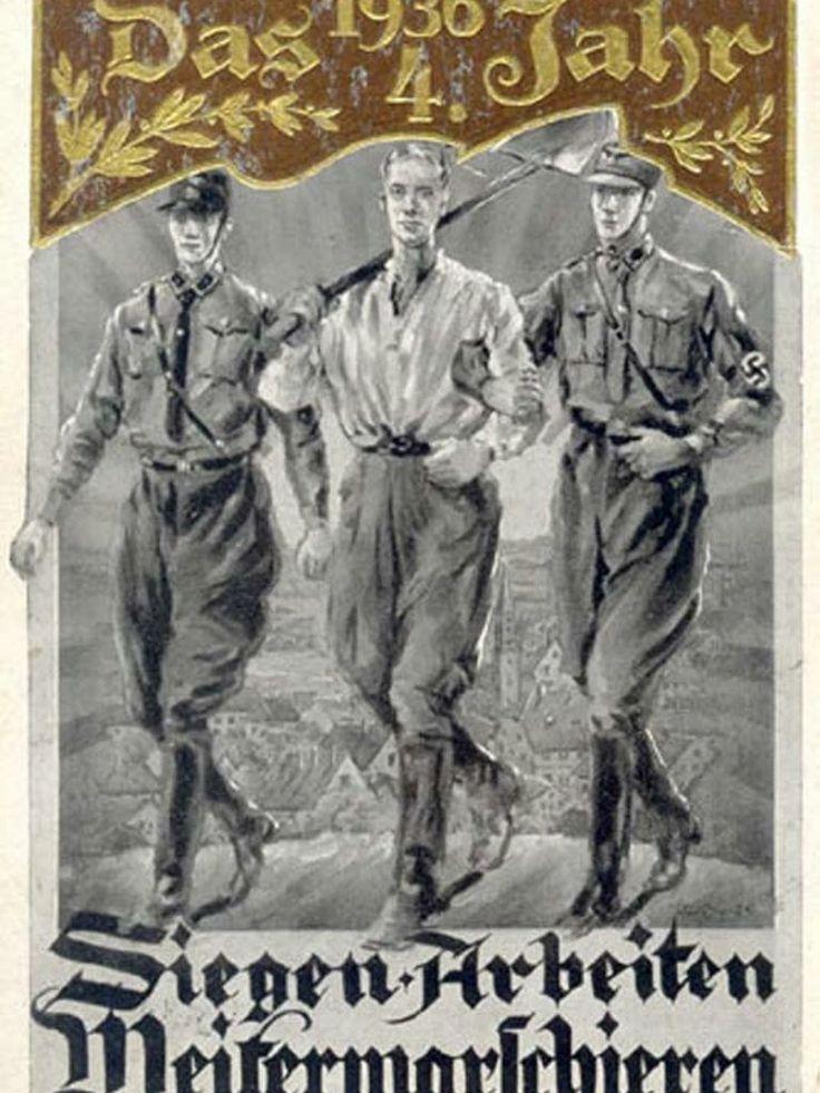 the nazi art propaganda Nazi propaganda (rle nazi germany & holocaust): the power and the limitations (routledge library editions: nazi germany and the holocaust)  abebooks books, art.