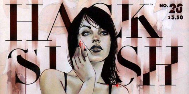 Hack/Slash: Menej známy komiks sa dostane na televízne obrazovky