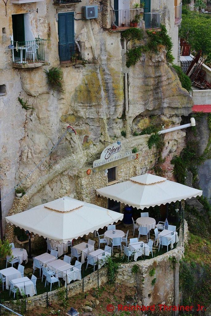 Edone Restaurant In Tropea Italy