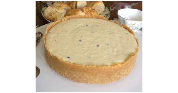 Passionfruit Cheesecake (no-bake)