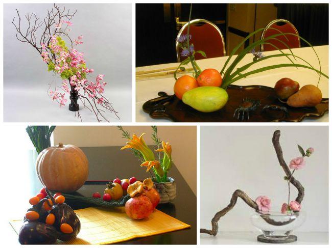 Όμορφες συνθέσεις για το φθινοπωρινό σπίτι! Ας φέρουμε τη φρεσκάδα των λουλουδιών, μέσα στο σπίτι μας με Ικεμπάνα!