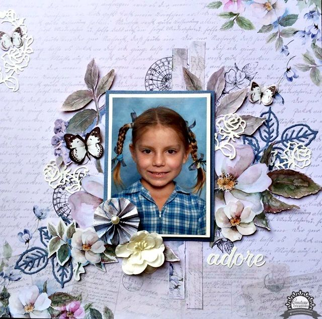 Artdeco Creations Brands: Adore Layout by Tina Connolly