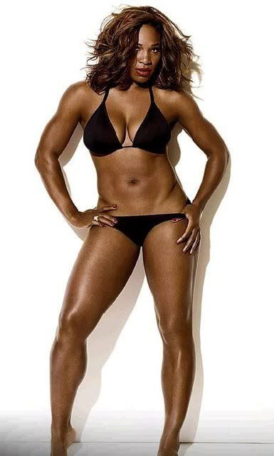 To attain my body's version of Serena Williams' level of fitness. (My fitness mantra: What Would Serena Do?)