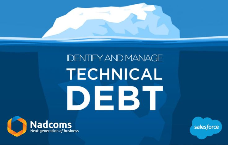 Will Technology Debt Hamper Your Business Performance? ow.ly/wPQq304XcrP #technicaldebt #salesforce #blog