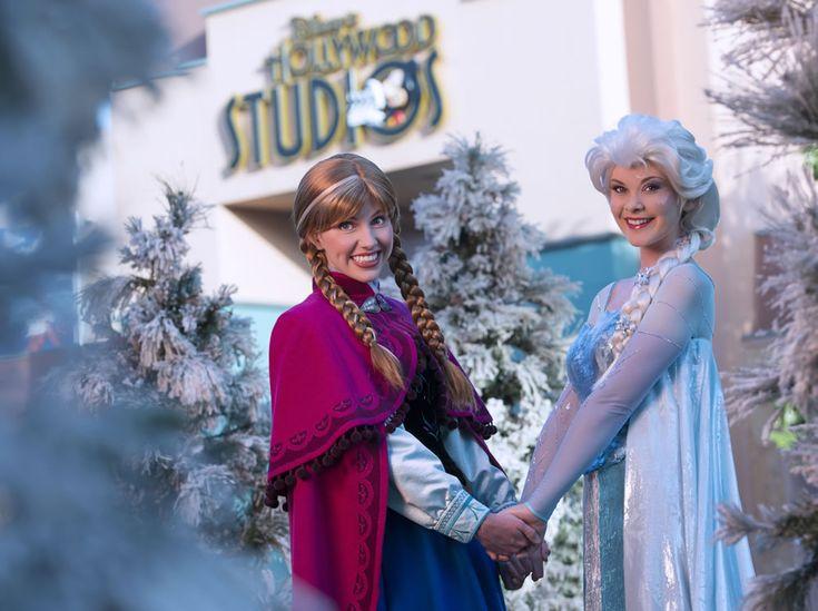 Disney's Hollywood Studios Gets Frozen This Summer   Disney Insider  -  This looks SOOOOOO Amazing!!  It's a Disney World