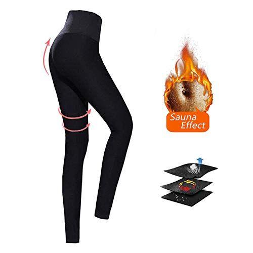 Taille Haute Contrôle Legging Anti-cellulite Minceur