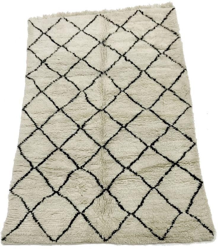 Kelim Marokkanische Berber Teppich Beni Ouarain 240 x 160 cm