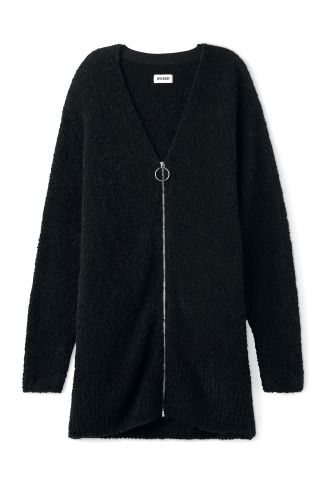 Weekday image 6 of Miranda Cardigan in Black