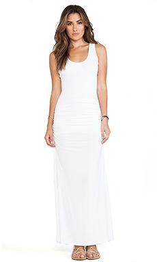 Sky Maram Maxi Dress In White WAS $168.99 NOW $118.63 http://www.richgurl.com/linkout/2080609