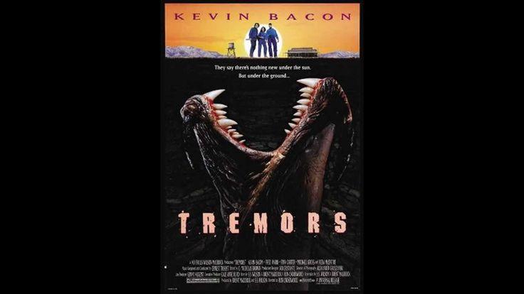 Tremors film poster