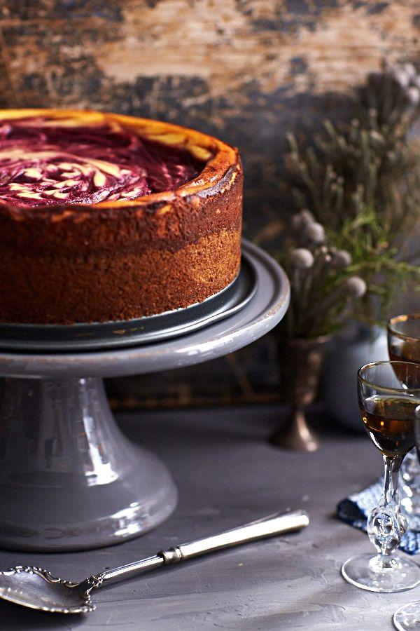 Muscadine Bundt Cake