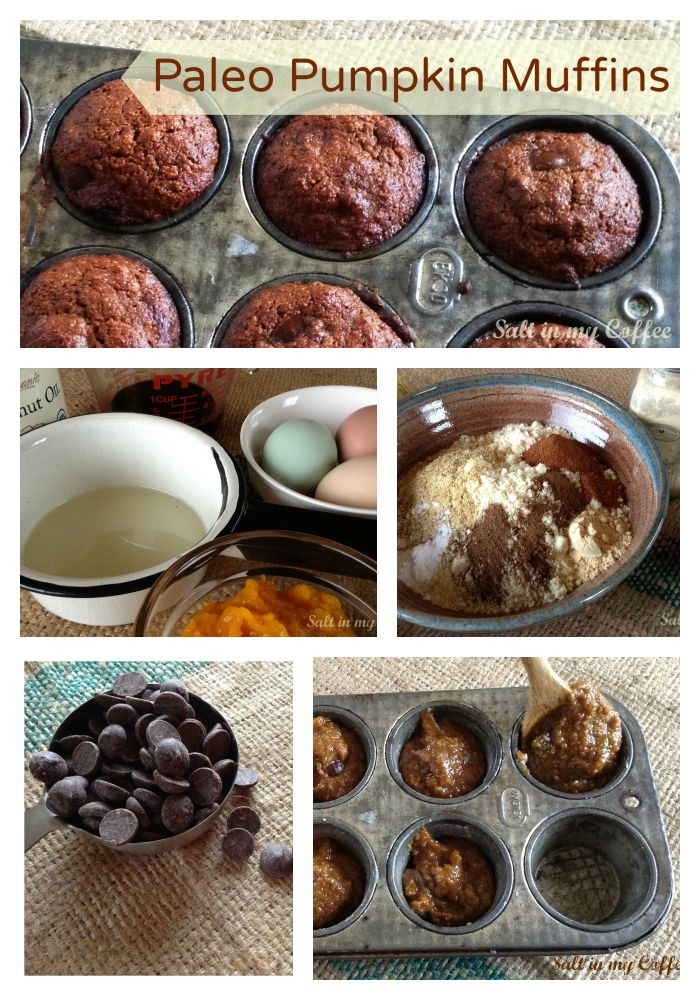 """Better than """"real"""" white flour versions, in my family's opinion! This is our go-to pumpkin spice muffin recipe."""